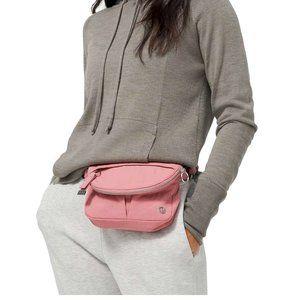 Lululemon All Night Festival Bag *Micro Deco Pink